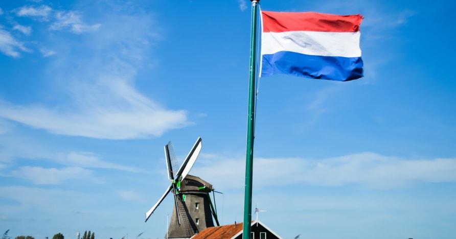 Indústria holandesa de iGaming será lançada finalmente em outubro de 2021