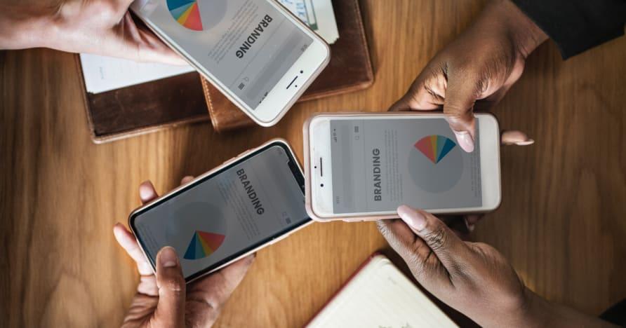 Benefícios dos aplicativos de cassino móvel