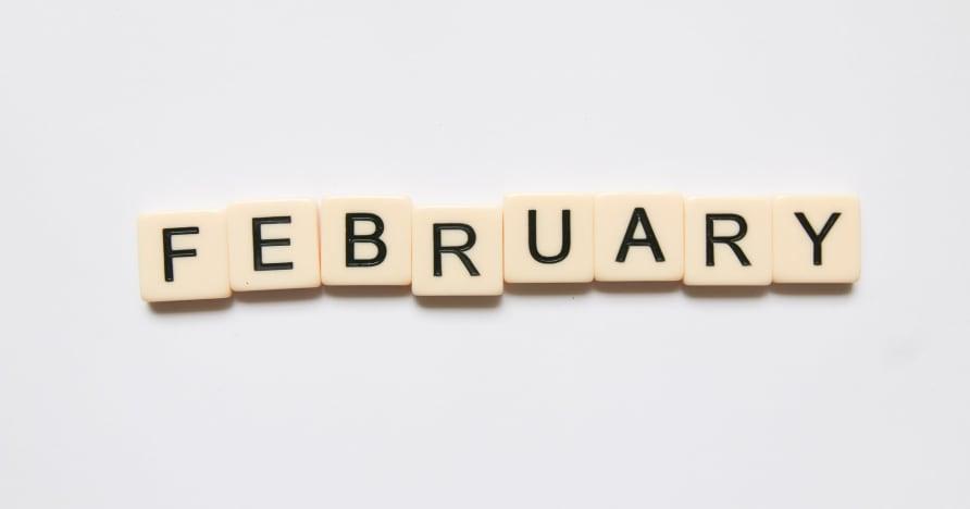 Microgaming lança surpreendentes 20 novos títulos em fevereiro
