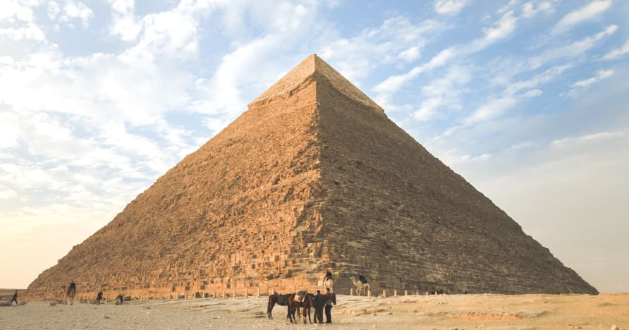 Os 6 melhores caça-níqueis egípcios para jogar em 2021
