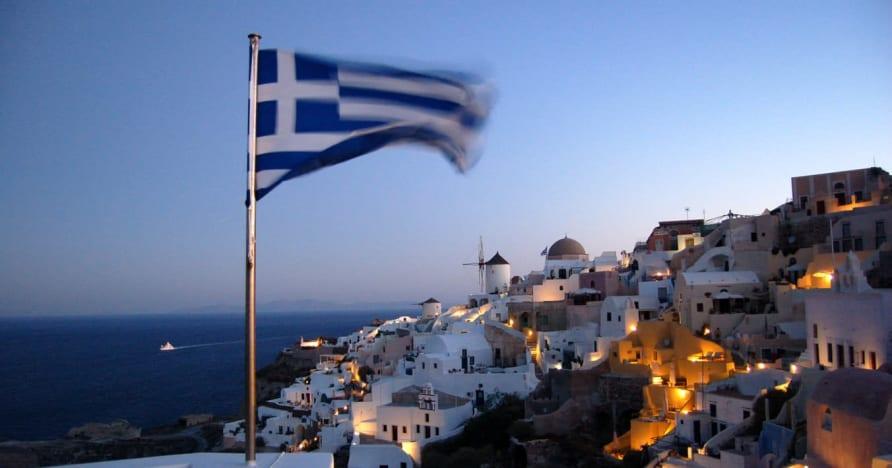 Play'n GO torna-se grego após obter licença de operador