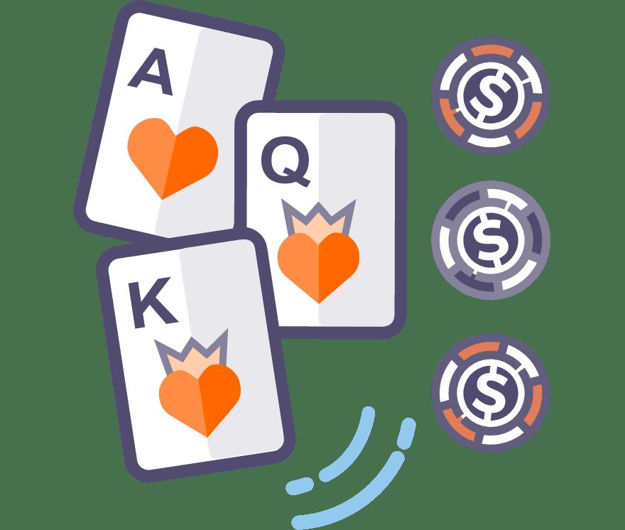 28 principais Online Pôquer de três cartas sites de cassino no Portugal
