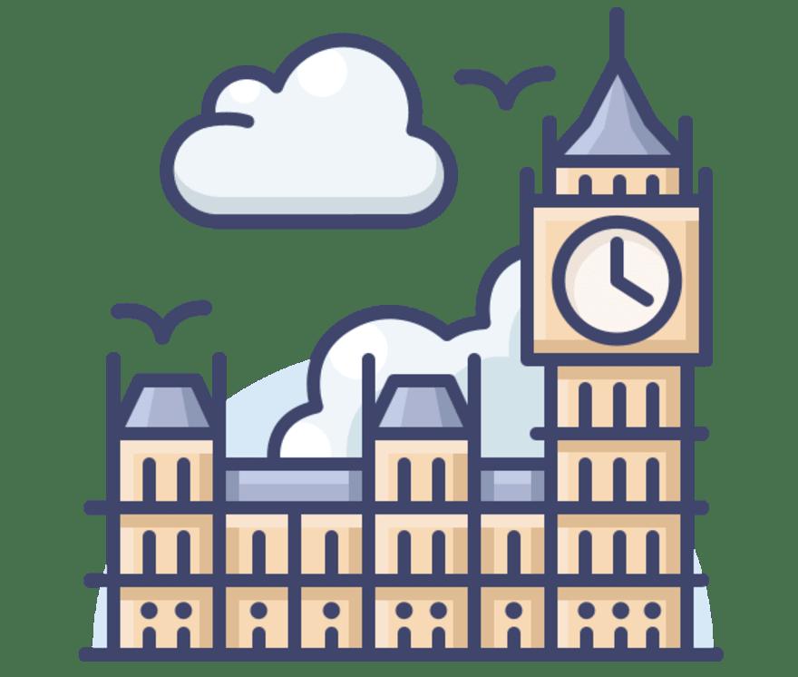 23 Melhor Cassino Móvels - Reino Unido 2021