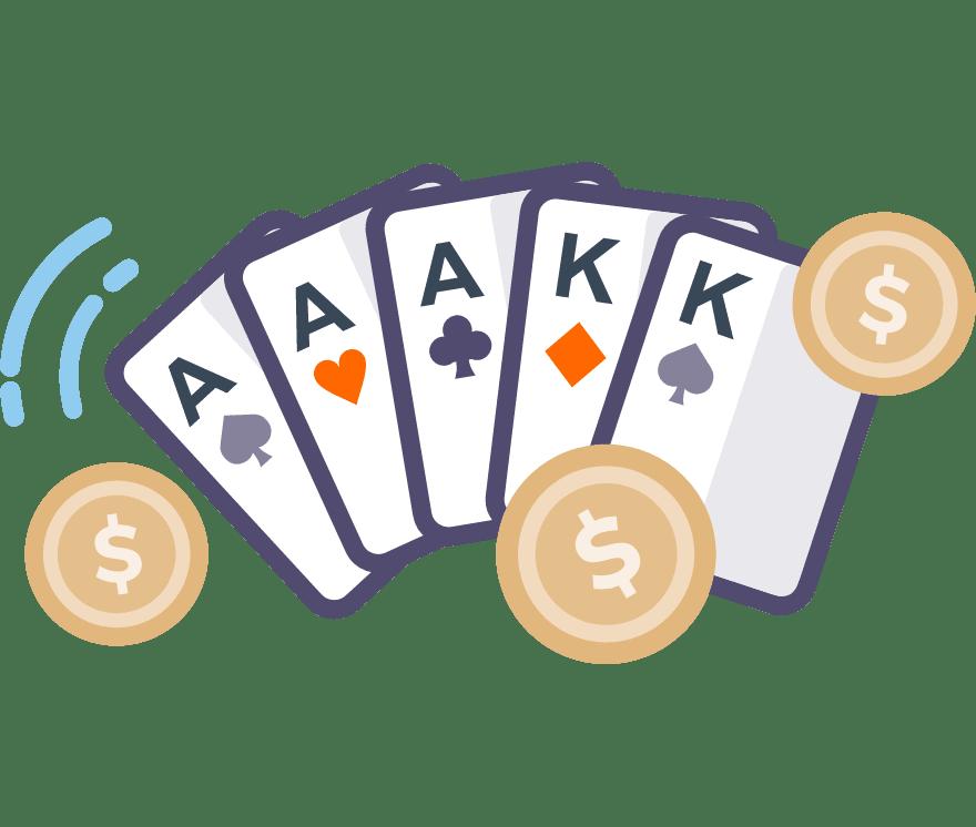 55 principais Online Pôquer sites de cassino no Portugal
