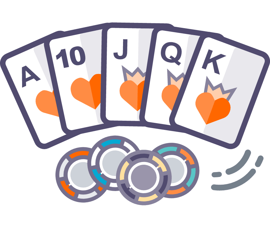 31 principais Online Texas Holdem sites de cassino no Portugal