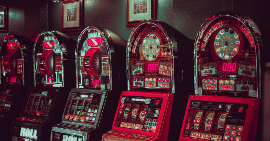 Jogos de slots online com baixa volatilidade